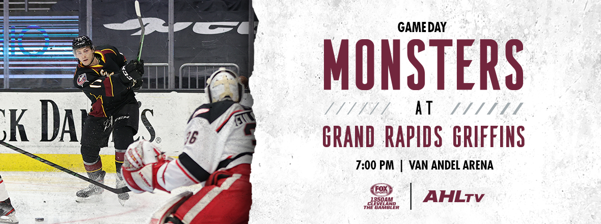 Game Preview: Monsters at Griffins 05/15