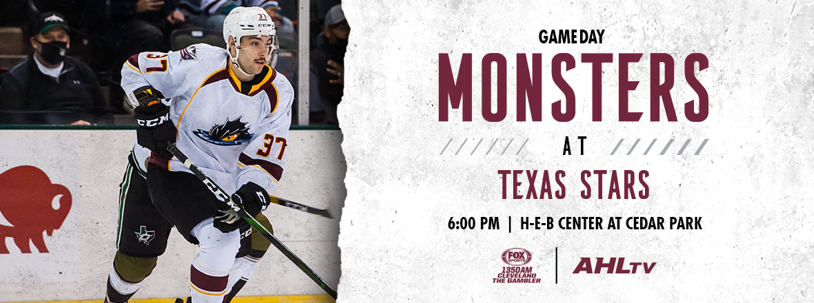 Game Preview: Monsters at Stars 05/02