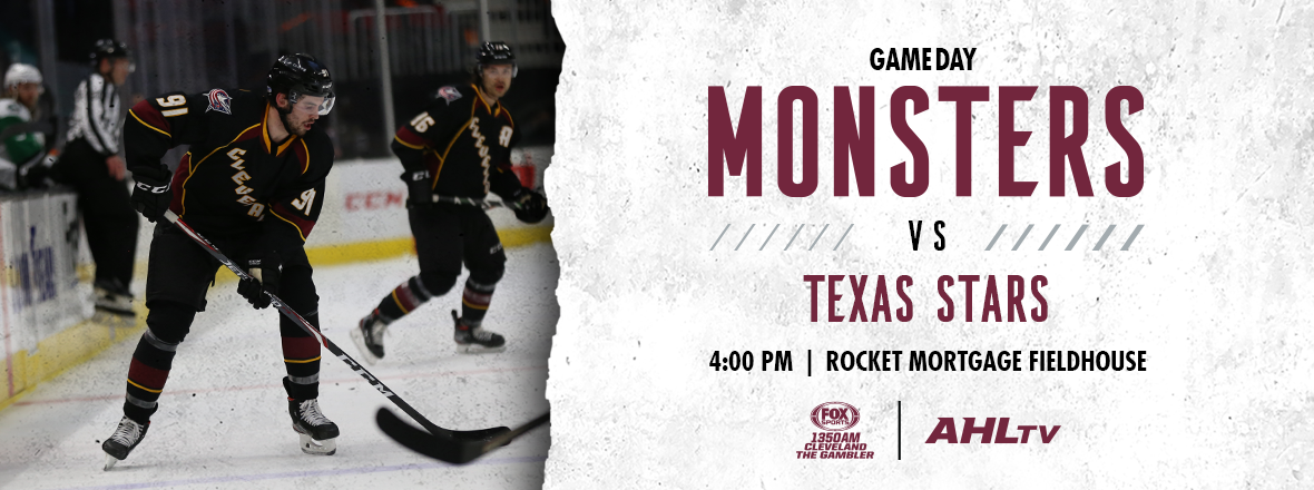 Game Preview: Monsters vs. Stars 3/28