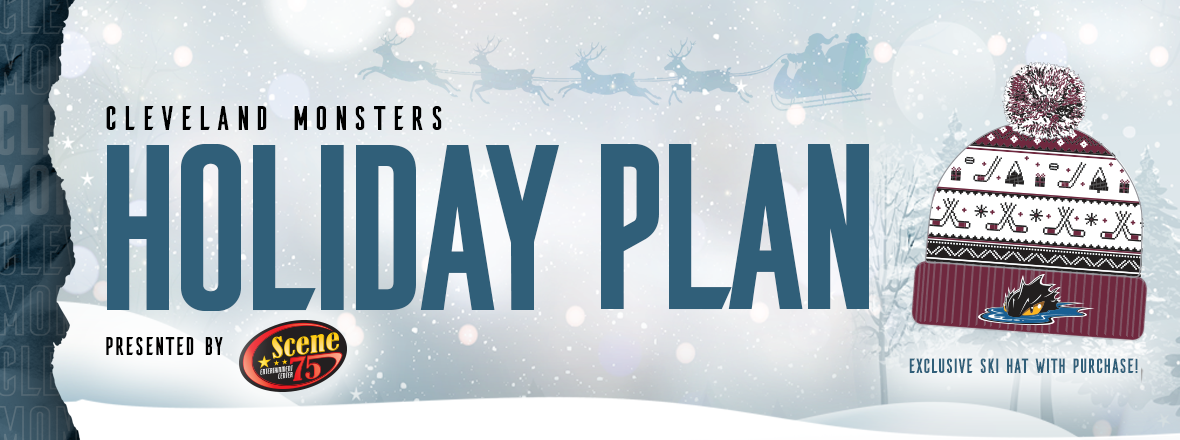Monsters Holiday Plans On Sale Now