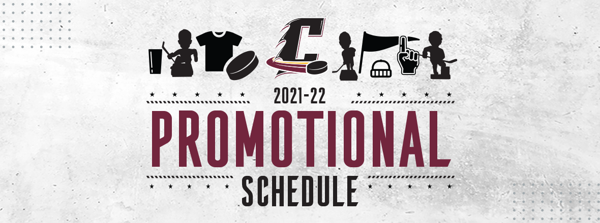 Monsters announce promotional schedule and tickets on sale