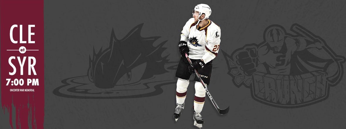 Monsters Head to Syracuse, Face Crunch