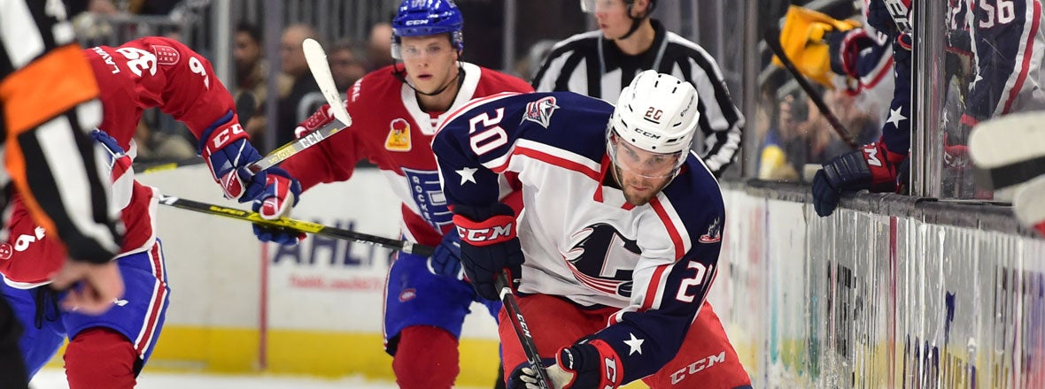 Monsters Tripped up in 5-2 Loss to Rocket