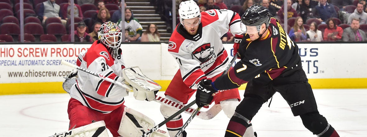 Monsters Stumble in 3-1 Loss to Checkers