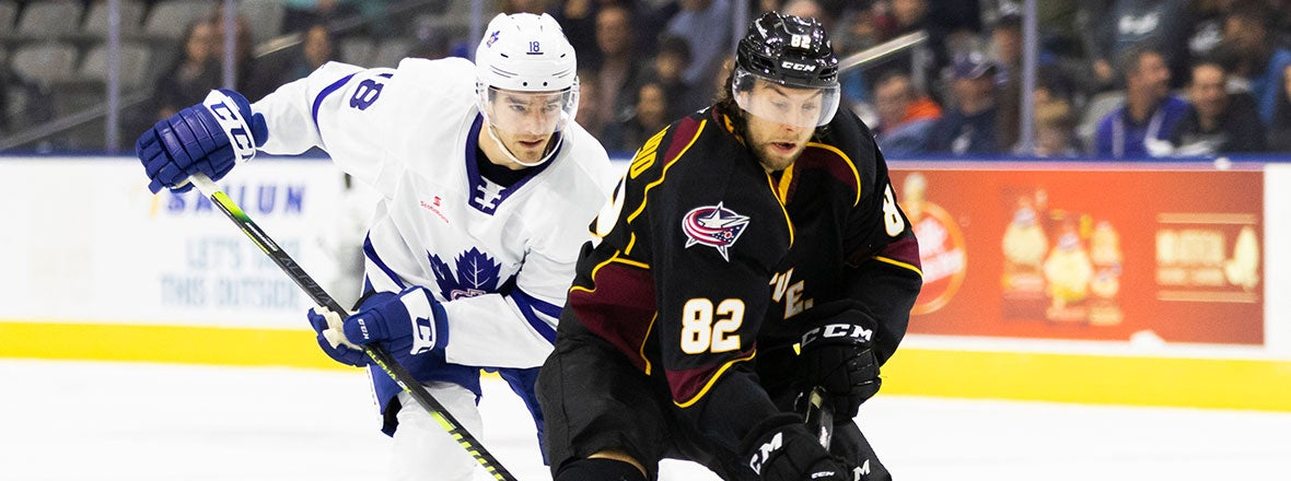 Monsters Pick Up Point in 6-5 Shootout Loss to Marlies