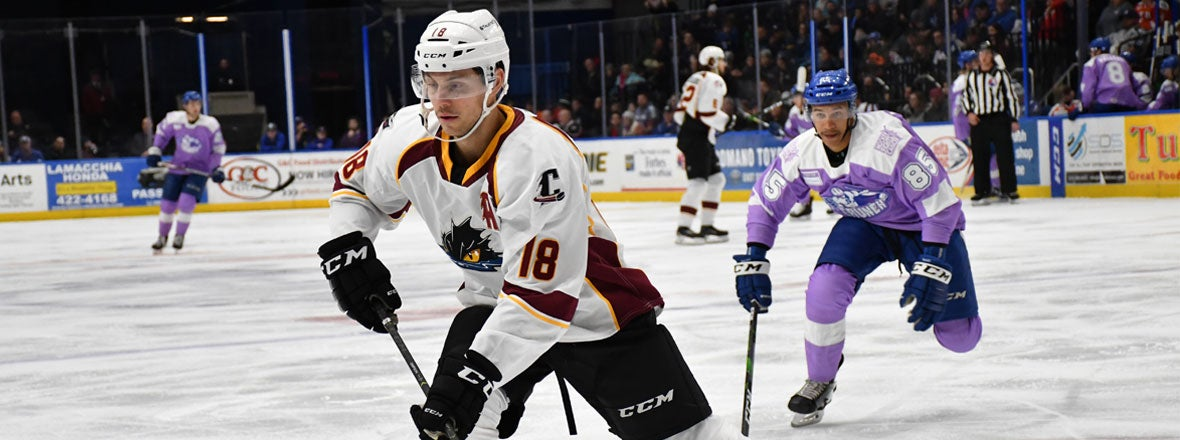 Monsters Stalled in Syracuse, 4-2